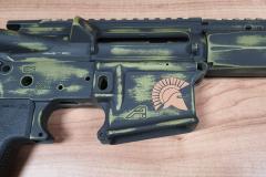 AR15 Battleworn