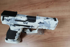 Heckler&Koch (snow camo)