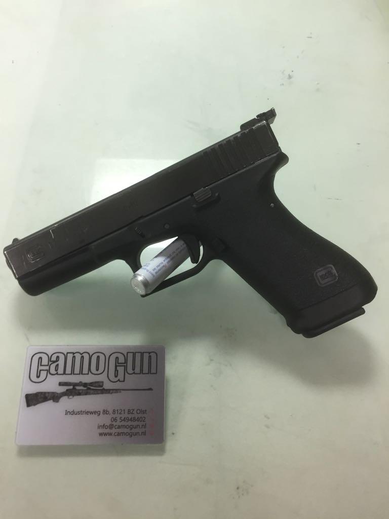Camogun: wapen - before