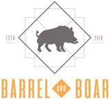 Barrel and Boar